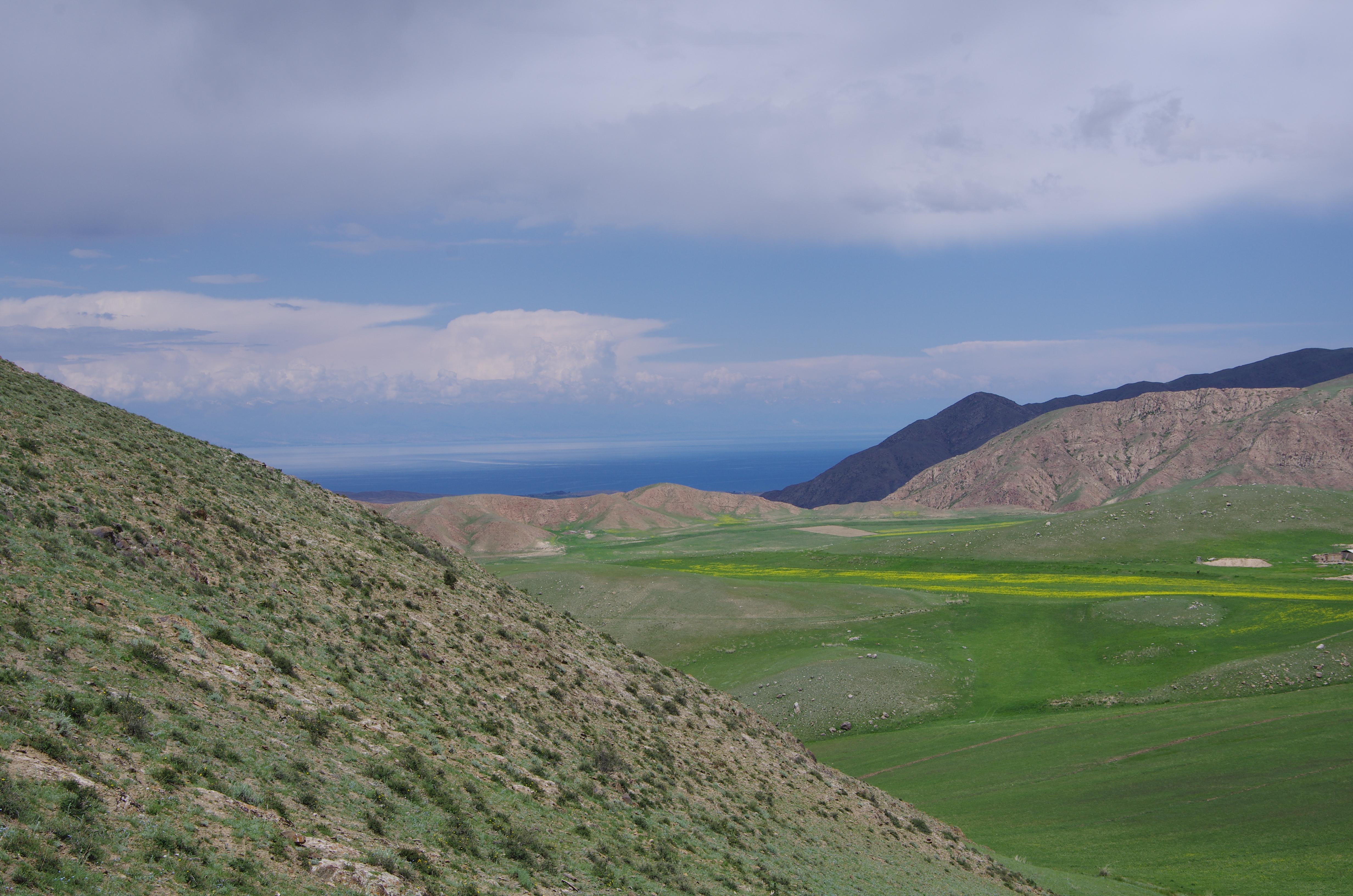 Jamie Todd – Kyrgyzstan (2018)